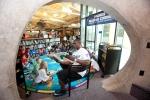 Padres Reading Corner